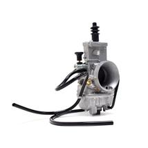 Mikuni TMX 38mm 38 mm Carb Carburetor Radial Flat Slide TMX38-18 YZ RM C... - $159.95
