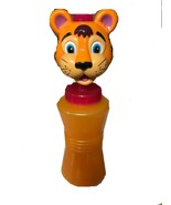 Tiger Head Kids Drinking Water Bottle - $3.86