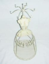 Jewelry mannequin ecru shabby chic  9  thumb200