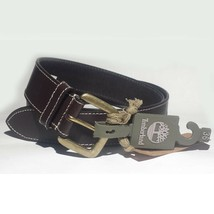 Mens Genuine Leather Timberland Wheat Belt B75478-04
