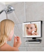 Pivoting LED Fogless Shower Mirror,Bath,Razor,Shave,Room,Water,Home-Tool... - $58.49