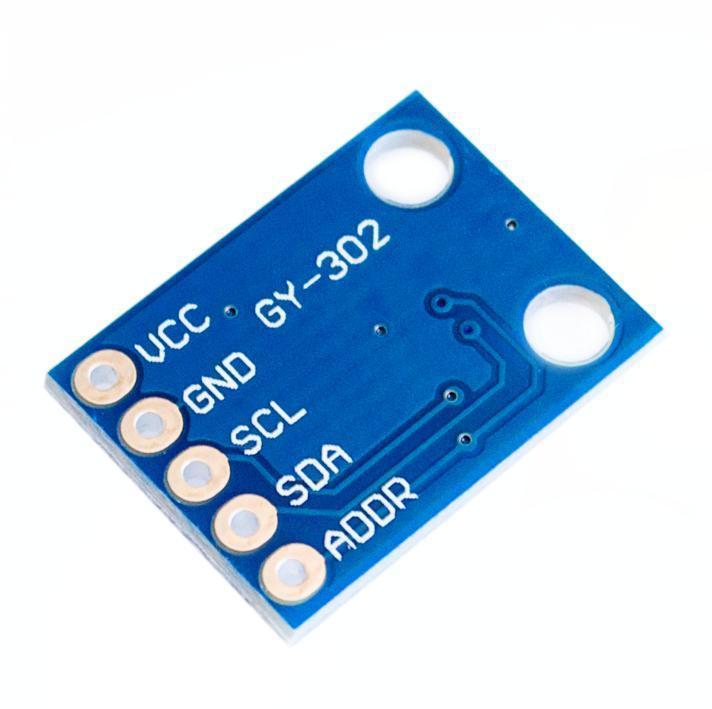 Capteur Lumière BH1750 BH1750FVI GY-302 Puce lumière Module I2C Bus Arduino