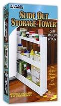 Storage Dynamics Slide Out Storage Tower, Organize, Shelf, Drawer,Box,Co... - €33,88 EUR