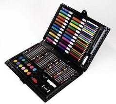 Darice 120-Piece Deluxe Art Set,Pencil,Drawing,Paint, School, Marker, Color,Toy  - $21.95