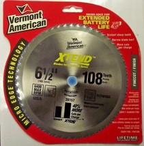 Vermont American 26157 6½ x 108 Teeth XTEND Cordless Saw Blade - $3.96