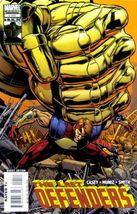 LAST DEFENDERS #4 (Marvel Comics, 2008) NM! - $1.00
