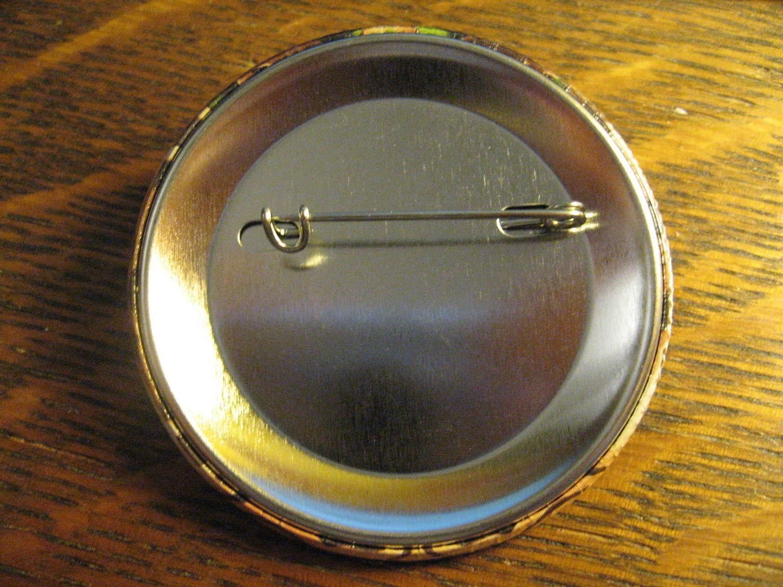 Champagne Bertrand Senecourt Beau Joie Brut Wine Advertisement Lapel Button Pin