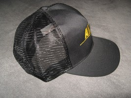 USA United States Army Strong Military Black Embroidered Mesh Back Baseball Cap image 4