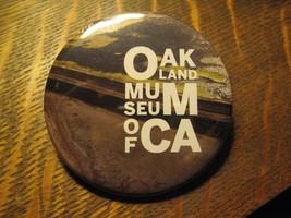 Oakland Museum Of California USA Natural Science OMCA Souvenir Pocket Mi... - $19.79