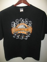 San Francisco Giants Baseball World Series Champion Players 2012 Team T Shirt XL - $26.72