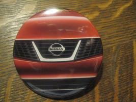 Nissan Automobile Grill Emblem Advertisement Promo Button Pin FREE USA Ship $20 - $19.80