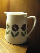 Nasco Fascination Flower Floral Japan China Vintage Mid Century Creamer ... - $39.59