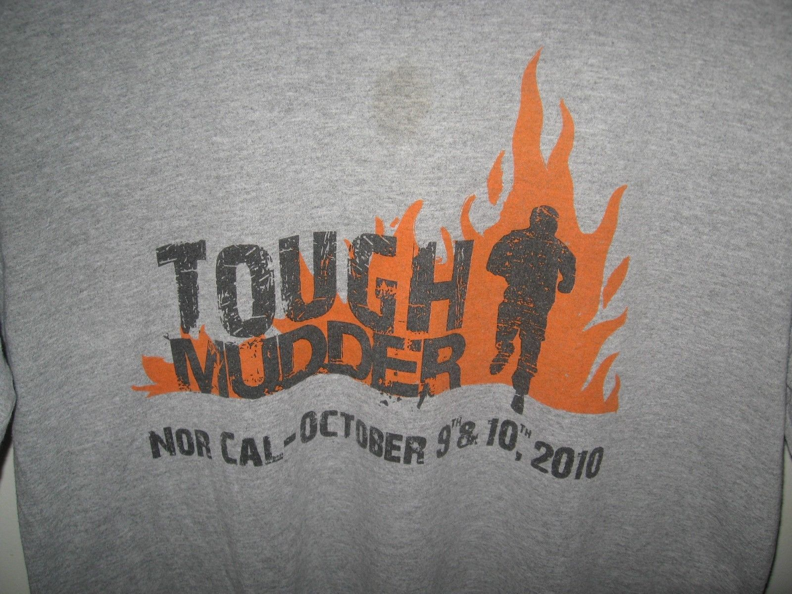 tough mudder 2010 northern california obstacle course run