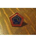 Florida American Legion USA Army Marines Navy Coast Guard 2007 Lapel Hat... - $19.79