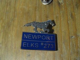 Elks Club Lodge Newport #273 Cold Spring Kentucky Derby Race Horse B.P.O... - $24.74