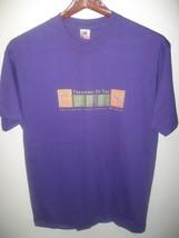 Treasures Of The Czars Florida International Museum St Petersburg 1995 T Shirt L - $29.69