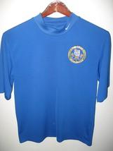 RC Elite Lacrosse Florida USA Team Sport Nike Dri Fit Embroidered Mens T Shirt M - $29.69
