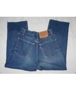 Levis Blue Jeans Pants Junior Size 11 Levi Strauss & Co 26505 0214 - $4.50