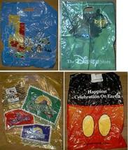 Disney bags Finding Nemo / Mickey Mouse / Cinderella / Disneyland / Bug's Life + - $6.00