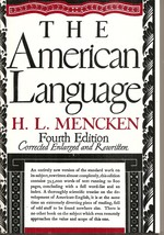 BOOK-American Language: an Inquiry Into the Development of English in th... - $29.99