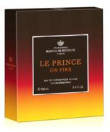 MARINA DE BOURBON-MONSIEUR LE PRINCE ON FIRE-MEN -EDP-SPRAY-3.4 OZ-100 M... - $38.61