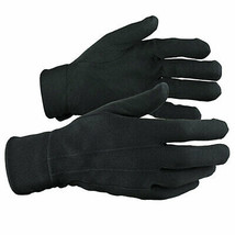 X Large Back On Track Hand Pain Relief Therepy Warmth Gloves Pair Black ... - $39.59