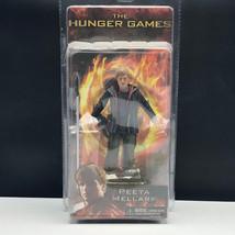 THE HUNGER GAMES action figure reel toys moc Neca 2012 lions gate Peeta Mellark - $27.09