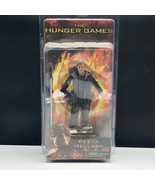 THE HUNGER GAMES action figure reel toys moc Neca 2012 lions gate Peeta ... - $27.09