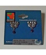 Mickey and Minnie Earrings by Mickey Unlimited - $6.00