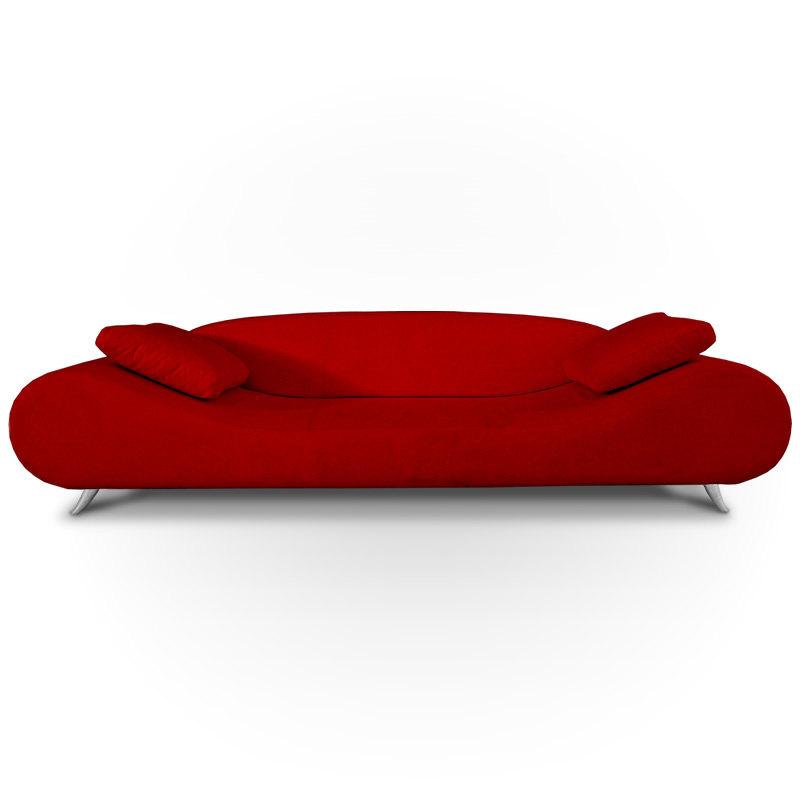 Modern Fabric Lounge 3-Seater Sofa. Model: TIK-MOOD - $1,895.00
