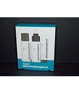 Meet Dermalogica Travel Set Cleansing Gel Toner Smoothing Cream New (L) - $17.81