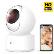1080P Security WiFi IP Camera, Xiaomi HD Wireless Smart Home Video Surveillance  - $92.63 CAD