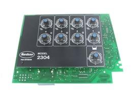 NIB NORDSON 276884D CONTROL PANEL BA89K01985 MODEL 2304, PA-2304-06