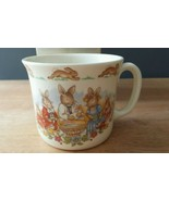 Royal Doulton - Bunnykins  Peter Rabbit Wedgewood Cup Christening Gift -... - $12.86