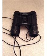 TASCO Binoculars Essentials 165RB , 8X21, Compact, Water-Resistant, Roof... - $10.97