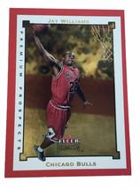 2002-03 Fleer Premium - Star Rubies #SR111 Jay Williams /100 Chicago Bulls - $10.39