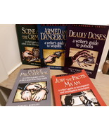 Writer's Digest Howdunit Book Bundle 12190002 - $17.00