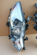 09-14 Nissan Murano Halogen Headlight Head lights Lamps Set L&R MINT image 10