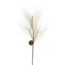 Darice Christmas Long Needle Mixed Pine Spray: 24 inches w - $8.99