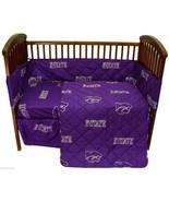 Kansas State Wildcats Crib Set Cotton - $102.90