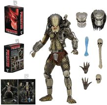 "NECA Predator 7""Scale Ultimate Jungle Hunter Action Figure Collector edi... - $38.99"