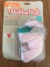Brand New WubbaNub Pink Elephant Pacifier Ships N 24h - $13.84