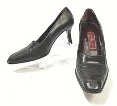 "Cole Haan City Women's Brown Leather 3"" Pumps Shoe F9127 Size 9 B  (sh126) - $37.13"
