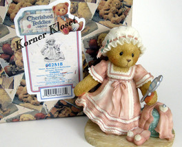 Cherished Teddies Collette - Outer Beauty is a Reflection of Inner Beaut... - $18.33