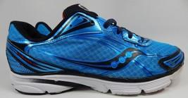 Saucony Mirage 2 Running Shoes Men's Size US 12.5 M (D) EU 47 Blue 20151-3