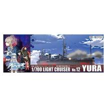Aoshima plastic model 1/700 light cruiser Yura 01343 - $59.20