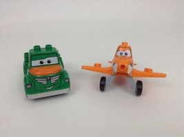 REPLACEMENT LOT of (2) Lego Duplo Pieces Diney Planes Building Toys - $21.73