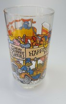 The Great Muppet Caper Happiness Hotel McDonald's Drinking Glass 1981 VT... - $7.99