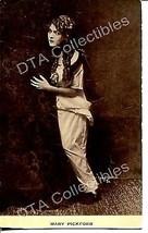 Mary Pickford-Silent Scene-1920-Kraus Mfg Arcade Card G - $48.89