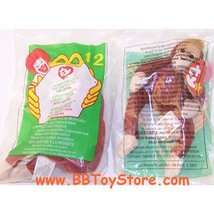 TY McDonald's Teenie Beanie - #12 SCHWEETHEART the Monkey (2000) (4.5 in... - $17.00